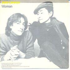 "John Lennon Woman bw Yoko Ono Beautiful Boys GEF 49644 7"" 45"