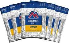Camping Hiking Cookware Mountain House Granola With Milk Blueberries Freeze Drie