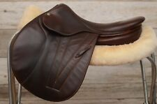 "Gorgeous 2007 17"" Butet Premium saddle for sale! Full CALF!"