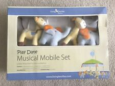 New - Living Textiles/Lolli Living Play Date Music Mobile Set