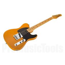 Hamer USA T-51 Tele - Butterscotch Blonde * exc. cond. * nitro finish emg