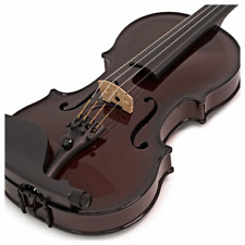 Glasser CARBON COMPOSITE ACOUSTIC ELECTRIC VIOLIN OUTFIT - 4 string