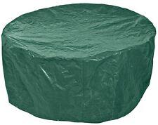 Round Patio Table Cover Heavy Duty Draper Garden Patio Set Cover 1900mm x 800mm