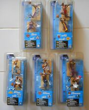 5X MCFARLANE NBA MINI 2PKS/SCOTTIE PIPPEN/GARNETT/CARMELO ANTHONY/CARTER/FINLEY