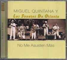 Salsa RARE CD Los Soneros de Oriente & MIGUEL QUINTANA No me asusten mas ZAMBALE