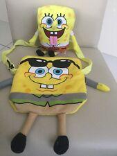 Sponge Bob 12 PEZZI Bagno Tempo Divertente Puzzle e Storage Bag