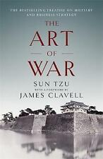 The Art of War by Sun Tzu with a Foreward by James Clavell Leadership New