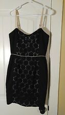 Corey Lynn Calter Black Dress size 4 Retail $198 NWT