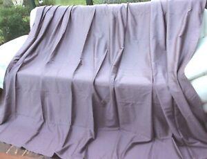 Bassetti Satin Decotuch UNITA Taupe 260x280 Bedspread Tablecloth Curtain New