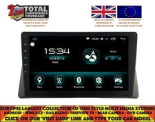 10.2 GPS Navi CarPlay Android Auto 8.0 BT DAB + 8 núcleos Honda Accord 8 08-13 DH2142
