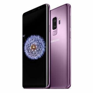 Samsung Galaxy S9+ Plus SM-G965U - 64GB - Purple AT&T (Unlocked) Smartphone