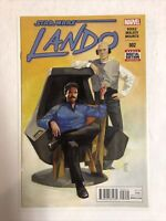 Star Wars Lando (2015) # 2 (NM) 1st App Bounty Hunter Chanath Cha