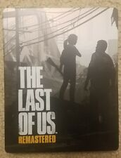 The Last of Us Remastered Limited Edition Imported Steel Book