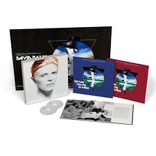 The Man Who Fell to Earth-OST (david BOWIE) 2 X LP, 2CD & BOOK Box Set * NEUF *