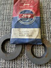willys jeep nos oil seal part number 2-919317