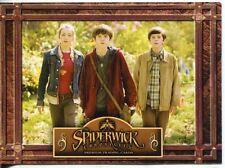The Spiderwick Chronicles Unreleased Promo Card SC-1