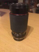 Tokina SD 35-200mm F4-5.6 Pentax K Mount lens