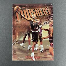 Michael Jordan 1997-98 Topps Finest #39 Rare NM/Mint Sharp Card!