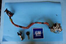 1998-1999 CHEVY S10 BLAZER IGNITION LOCK CYLINDER SWITCH & HOUSING ASSEMBLY OEM!