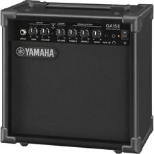 YAMAHA GA 15II amplificatore 2canali chitarra strumenti 15watt leggero portatile