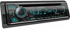 Kenwood KDC-X704 Single DIN In-Dash Bluetooth Digital CD Car Stereo Receiver