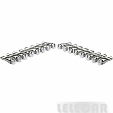 16pcs Ford Cab Rear Door Latch Cable Repair F150 F250 F350 Cam Kit E/F Series