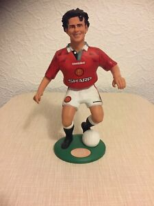 10 Inch Tall Ryan Giggs Manchester United Vivid Immaginations 1996 Figure