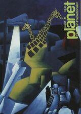 "WELSH MAGAZINE ""PLANET"" No.141 - TONY BENN - KEN ELIAS - ABERDARE - ARTS COUNCIL"