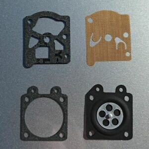 Reparatursatz für Walbro Vergaser 4 Teile Membrane + Dichtungen Motorsensen usw