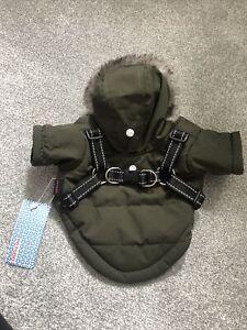 extra small dog coat