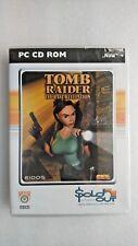 Tomb Raider The Last Revelation (PC Windows 2000) - New and Sealed