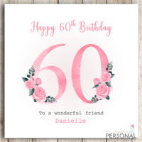 niece \u2013 friend auntie just to say daughter mum grandma sister Handmade Thank You Card \u2013 thinking of you \u2013 thank you teacher