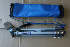 Vintage VELBON VEB-3 Camera Viceo Tripod With PH-21 Panhead & Carry Case