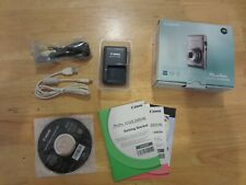 Canon PowerShot ELPH 300 HS  Accessories, charger and box only!