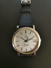 Vintage Omega Constellation Chronometer Quartz SS Men's Watch Cal. 1333