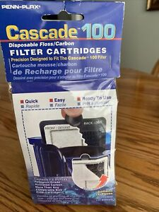 CASCADE 100 FILTER CARTRIDGE 3PACK REPLACEMENTS