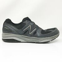 New Balance Mens 1540 V2 M1540BK2 Black Running Shoes Lace Up Low Top Size 12 D
