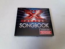 "CD ""THE X FACTOR SONGBOOK"" 3CD 60 TRACKS PRECINTADO SEALED DIGIPACK"