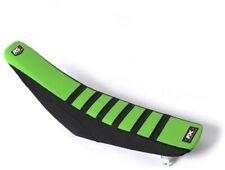 Factory Effex RS1 Seat Cover Green KX250F 13-15/KX450F 12-15 Black 18-29130