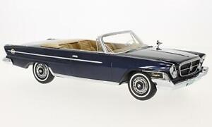 Chrysler 300H Convertible, metallic-dunkelblau, 1:18, BoS-Models