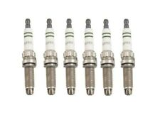 "Spark Plug Set of 6 ""High Power"" - Bosch ZGR-6-STE2 for BMW Brand New"
