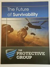 The Protective Group / Point Blank Enterprises Brochure Leaflet NEW Military