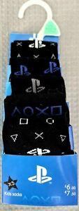 Childrens PlayStation Socks. 5 pairs