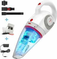 Handheld Vacuum Cleaner 8500PA Wet Dry Powerful Cyclonic Suction Lightweight New