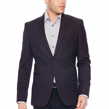 JF J.Ferrar Slim Fit Sport Coat Size ( 34-36 ) short