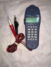 Fluke TS25D Test Set Kit with ABN Clips, Excellent Condition