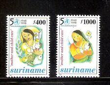 Suriname Republiek   Nr 1007/1008   Postfris.