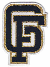 """GEORGE FOX BRUINS NCAA COLLEGE 3"""" GF LETTERS TEAM LOGO PATCH"""