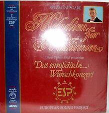 Dieter Thomas Heck Melodien für Millionen European Sound Project 2 LP ovp Neu