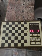 Fidelity Electronic Chess Challenger Vintage 1980's